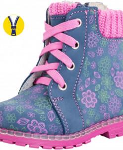 Ботинки Котофей повседневные для девочки