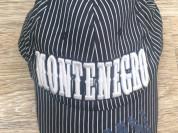 Бейсболка «Montenegro» (новая)