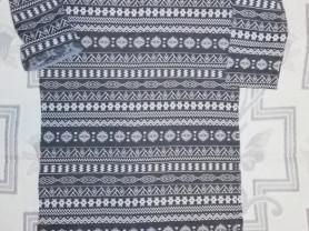 Новое платье тёплое 3/4 рукав, р. 42, садится по ф