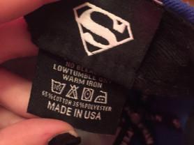 кепка superman из США