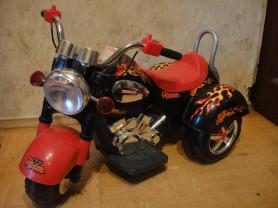 Электромобиль Biemme 1002 ВК Sun Rider