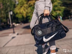 Сумка Nike T90 с бесплатной доставкой сегодня