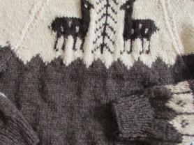 свитер натуральная шерсть
