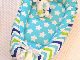 Кокон гнёздышко для новорожденных