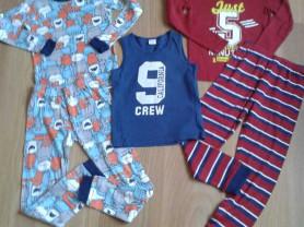 Вещи для мальчика пакетом 5-6 лет