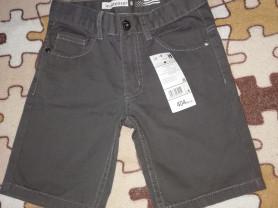 Шорты новые джинсовые р. 116