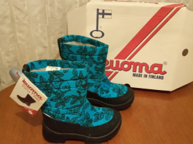 Новые финские валенки Kuoma р 28 и 29