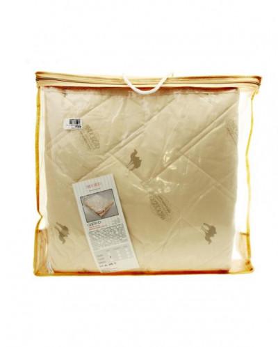 Одеяло Миродель легкое, верблюжья шерсть 175*205