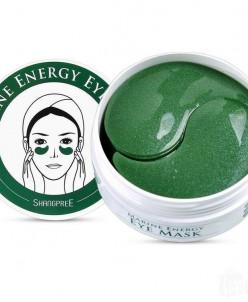 Патчи для кожи вокруг глаз с экстрактами водорослей Shangpre