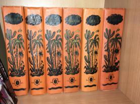Книги. Собрание сочинений Майн Рид (комплект 6 томов)
