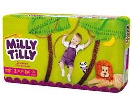 Памперсы, трусики Milly Tilly, Pumpers