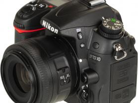 Nikon D7000 + 18-55 kit
