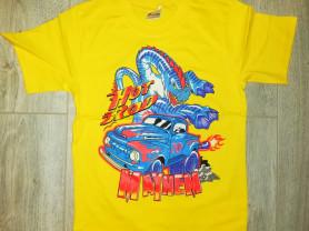 Новые футболки р. 116, 122, 128