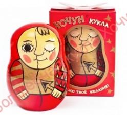 Кукла деревянная Хочун