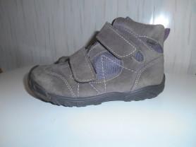 ботинки демисезон ricocta perino goretex 28-18см