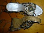 субо EGLE на платформе и шнуровке, р.39, нов