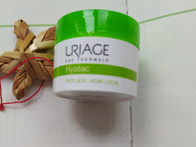 Uriage Крем Hyseac SOS paste local skin care, 15 м