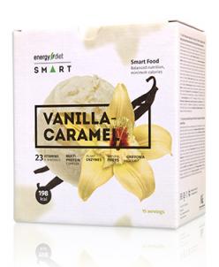 Energy Diet Smart вкус Ваниль-карамель