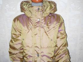Куртка демисезоннная новая р 140, р 152 LUHTA дев