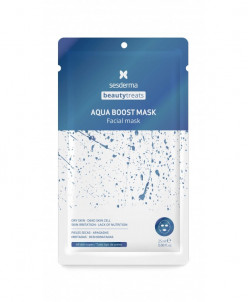 Aqua boost mask / Маска увлажняющая для лица