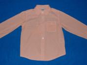 Рубашка с длинным рукавом Gee Jay, 110-116 см