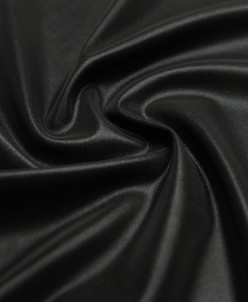 Экокожа, цвет угольно черный