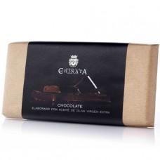 Шоколад с натуральным оливковым маслом - La Chinata (125 г)