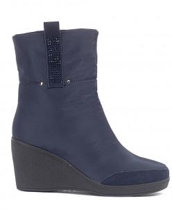 Дутики King Boots KB598 Blau Синий