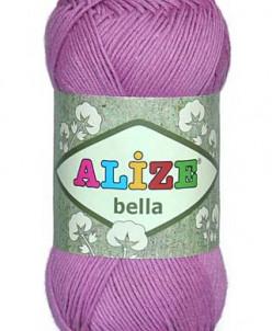 Пряжа BELLA ( Alize) 100% хлопок, 180 м, 50 гр.
