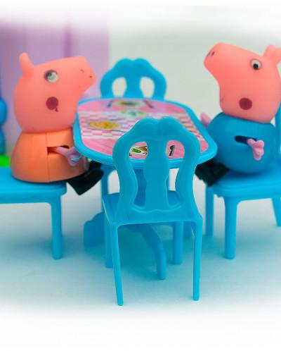 игры для девочек кукольный домик свинка пеппа