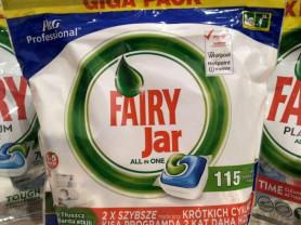 Fairy Jar All in 1 - 115 шт, капсулы для посудомой