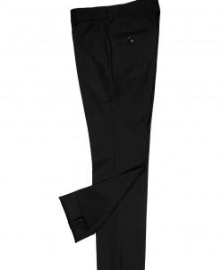 Школьные брюки для мальчика UNIK KIDS, черные (116-164)