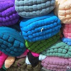 Карачаевская пряжа в пасмах двойная нитка