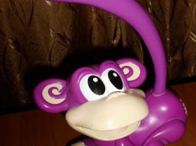 Игрушка обезьяна на батарейках 36х20х13 см