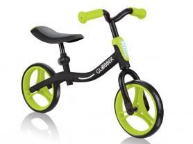 Беговел Globber Go Bike салатовый/черный