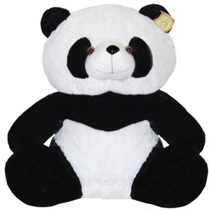 панда Маргарита 80 см.