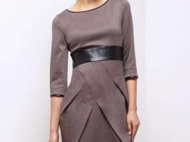 Платье Favorini размер 48 синего цвета новое