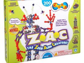 Конструктор ZOOB пришельцы 200 деталей
