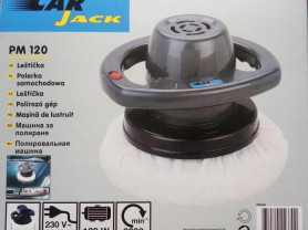 Новая полировальная машинка CAR Jack PM 120