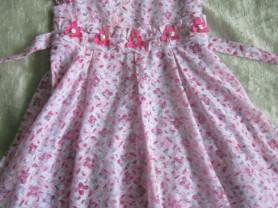 продам летнее платье на девочку