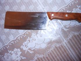 нож топорик кухонный для мяса 30см