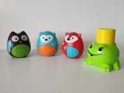 Skip Hop игрушка-погремушка Трио + подарок