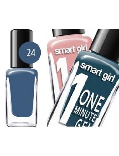 "БД Лак для ногтей ""Smart Girl"" One minute №024, 14578"""
