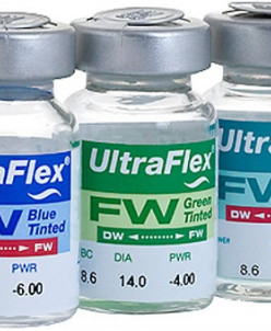Контактные линзы Ultra Flex  (1 линза)