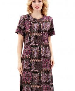 Платье 52-566 Номер цвета: 679
