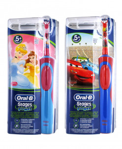 Oral-B Stages Power Electric Toothbrush for Children 5 Years