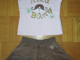 Юбка, шорты, футболки, водолазки на 110-116-122