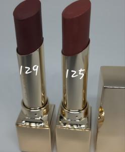 Clarins помада для губ тестеры 129 125