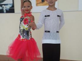 Танцевальный комплект Латина (Юниоры 1)