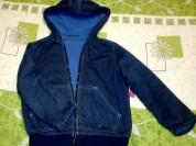 Куртка ветровка, на флисе р.116 Глория джинс..